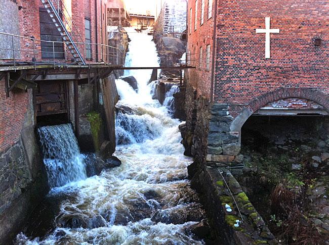 vattenfalloreligion
